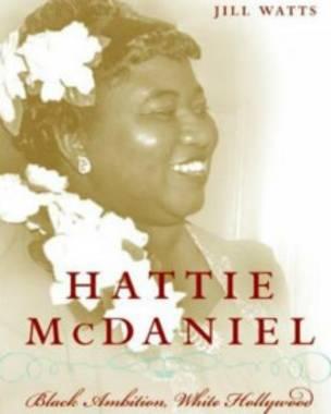 La portada del libro biográfico de Hattie McDaniel
