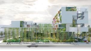 "Проект ""Синтез"" фирмы MOB Architects"