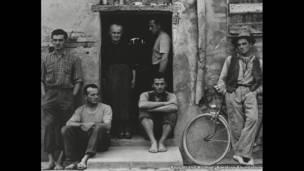The Family Luzzara, The Lusettis, 1953 - Paul Strand Archive, Aperture Foundation