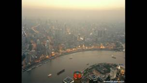 Шанхай, Китай, 2015