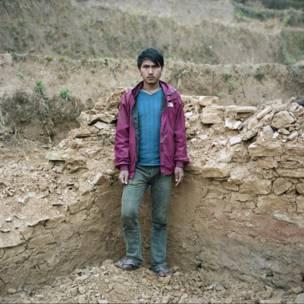 Manoj Rana. Gideon Mendel / Christian Aid