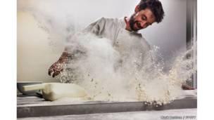 Flour Frenzy by Mark Benham (UK) / FPOTY