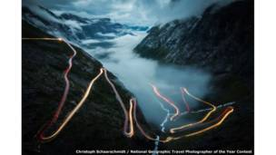 Trollstigen by Christoph Schaarschmidt / National Geographic Travel Photographer of the Year Contest