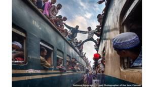 घर लौटने का समय, डेविड नैम लिप ली/ नेशनल जियोग्राफ़िक