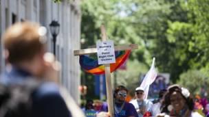 гей-прайд в Филадельфии