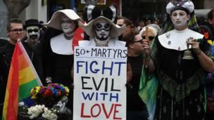 гей-парад в Калифорнии