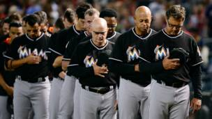 бейсбольный клуб Miami Marlins