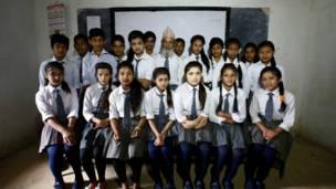 صورة الصف الدراسي