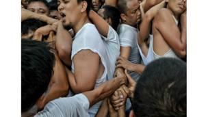 احتفال ديني في ريزال، الفلبين، ملفين أنّوري