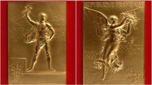 الميدالية الأوليمبية عام 1900