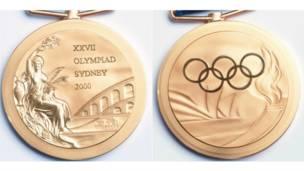 الميدالية الأوليمبية لعام 2000