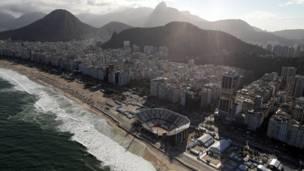 रियो ओलंपिक आयोजन स्थल