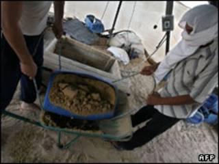 حفر تونل میان غزه و مصر