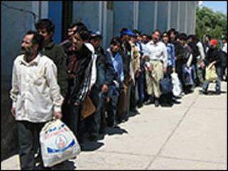 پناهنده افغان