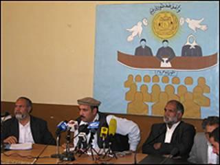 منتقدین در هرات