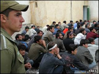 طرح بازگرداندان افغانها از ایران