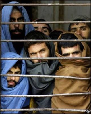 زندانیان افغان، آرشیو