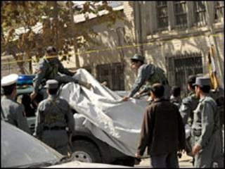 قتل در کابل