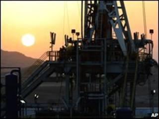 تاسیسات نفتی در بحرین