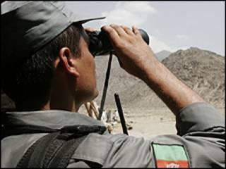 پولیس افغان ( آرشیو )