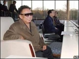 کیم جونگ ایل