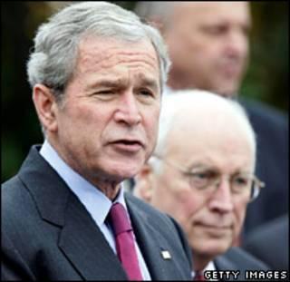 چینی و بوش