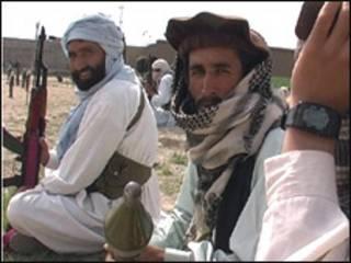 طالبان پاکستانی بیشتر درمناطق قبایلی فعال هستند
