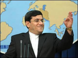 حسن قشقاوی، سخنگوی وزارت خارجه- عکس از خبرگزاری فارس