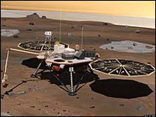مریخ نورد فینیکس