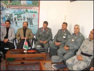 شماری از مقامات محلی هرات