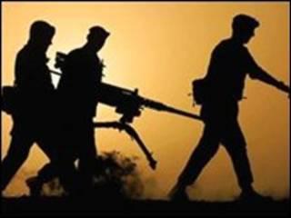 سربازان آمريکایی