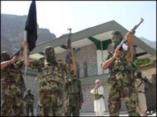 مرکز آموزشی طالبان در پاکستان