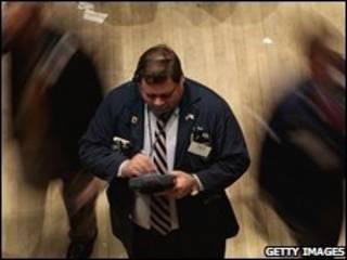 مبادله گر سهام در نیویورک