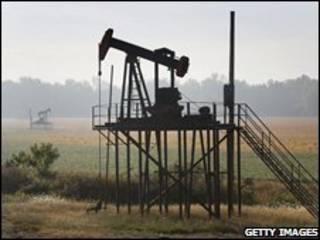 چاه نفت در ایلینوی