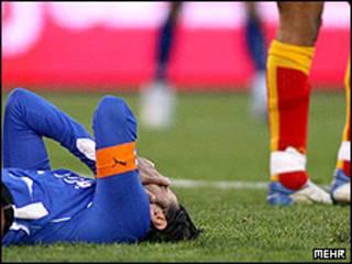 عکس آرشیوی از یک بازی استقلال - عکس از خبرگزاری مهر