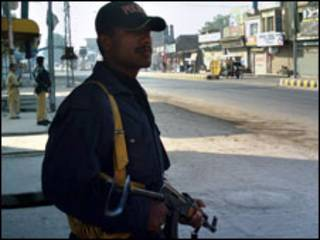 شبه نظامیان پاکستان