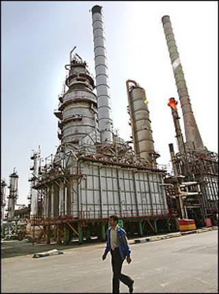 پالایشگاه تهران