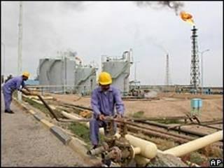 نفت در شمال عراق