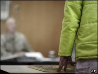 بازداشتگاه آمریکایی در عراق