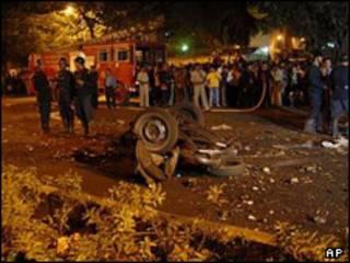 انفجار در بمبئی