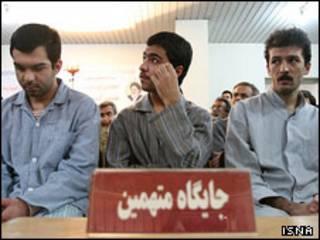 متهان انفجار شیرار در دادگاه