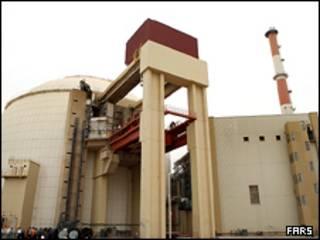 راکتور واحد اول نیروگاه بوشهر