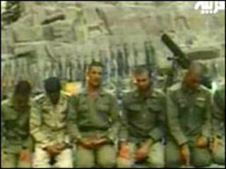 گروگانهای جندالله - عکس از فارس