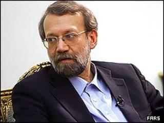 علی لاریجانی، رییس مجلس ایران
