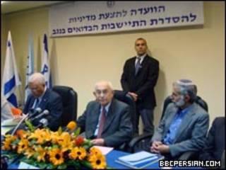 کمیته رسیدگی کننده به شرایط عشایر بدوی صحرای نگب