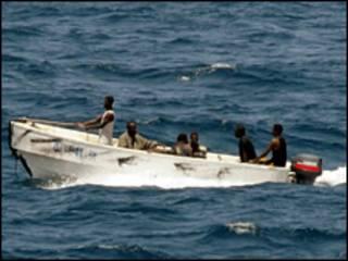 قایق دزدان دریایی