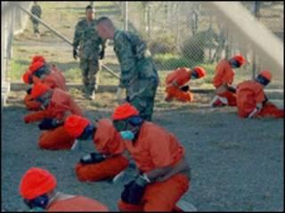 بازداشتیان زندان گوانتانامو