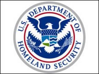 وزارت امنیت داخلی آمریکا