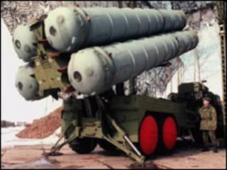موشک اس 300