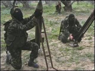 پپیکارجویان حماس